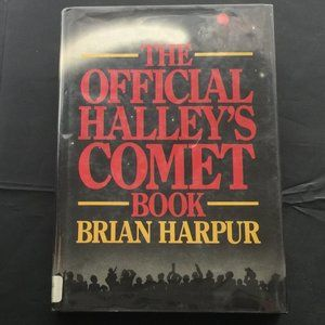 The Official HALLEY'S COMET Book by Brian Harpur